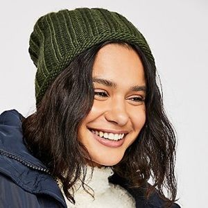 Free People Rory Beanie NWOT